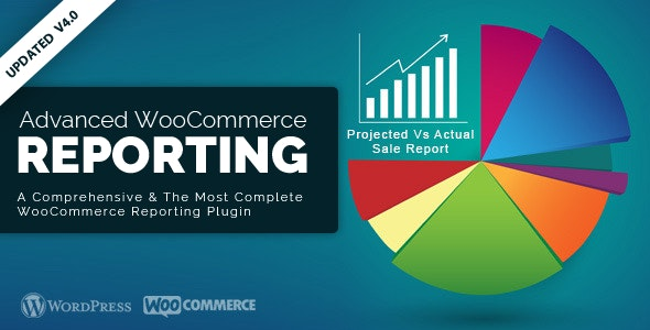 wordpress插件-Advanced WooCommerce Reporting 5.7