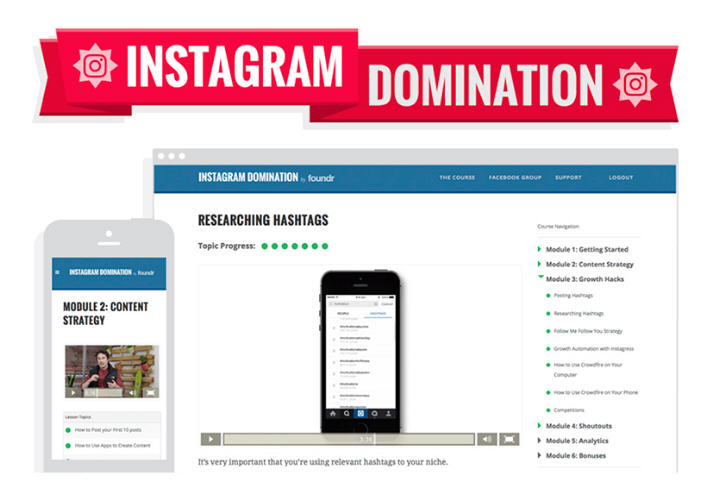 Nathan Chan – Instagram Domination 4.0