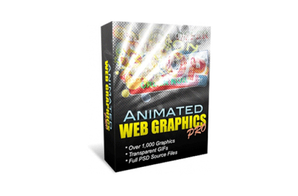 Animated Web Graphics Pro