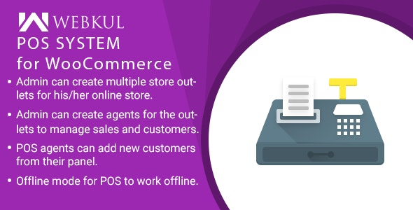 wordpress插件-Point of Sale System for WooCommerce (POS Plugin) 3.6.0