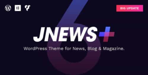 wordpress主题-JNews Theme 7.2.0