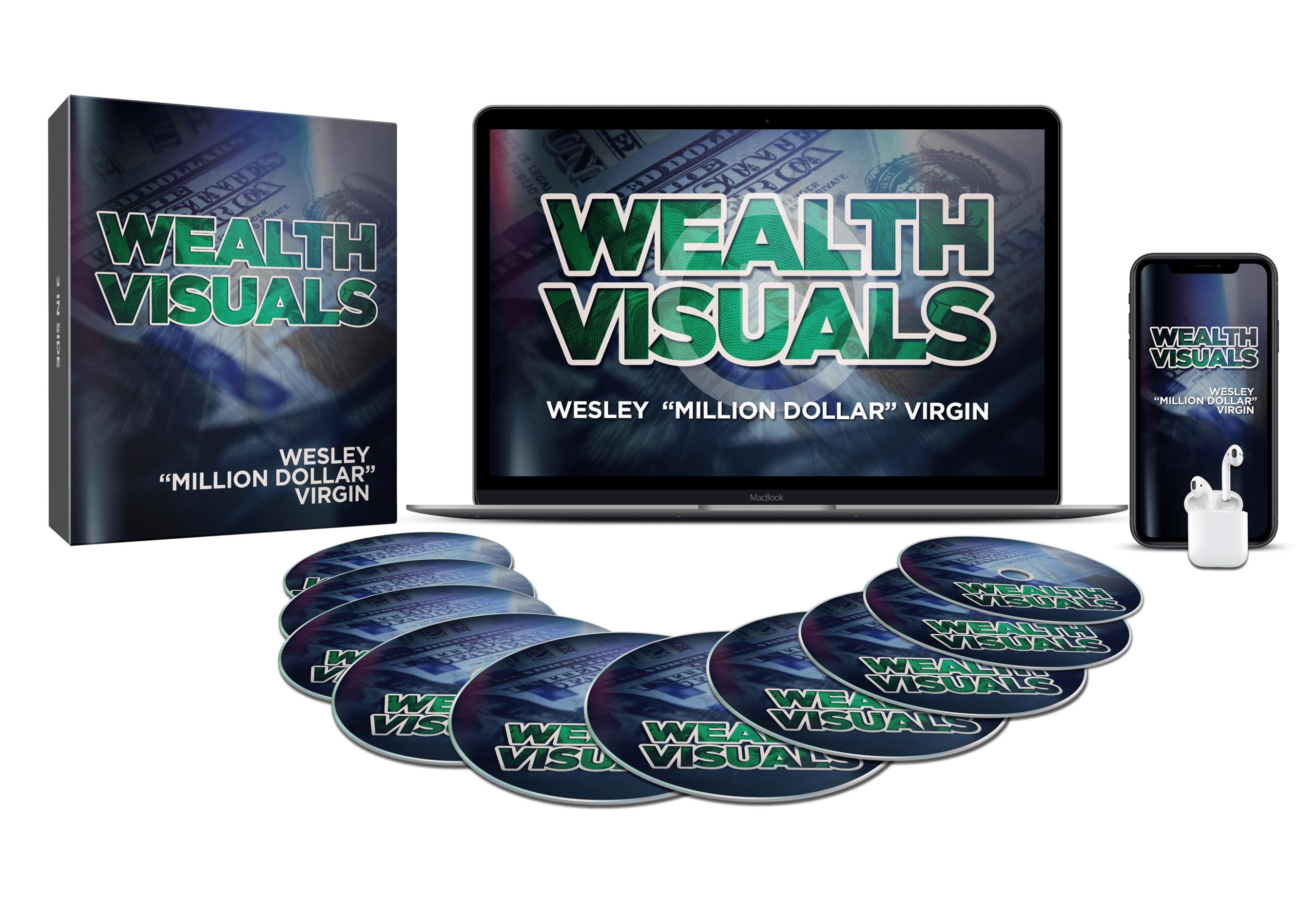 Wealth Visuals 课程