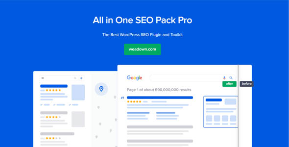wordpress插件-All in One SEO Pack Pro 4.1.1