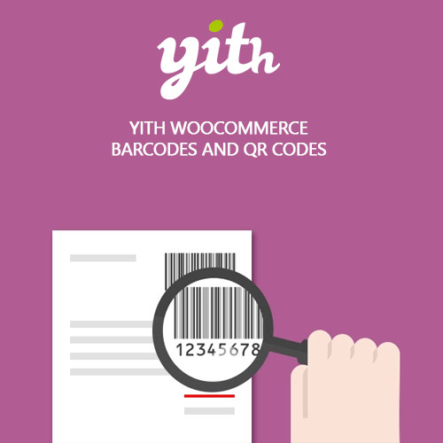 wordpress插件-YITH WooCommerce Barcodes and QR Codes Premium 2.0.9