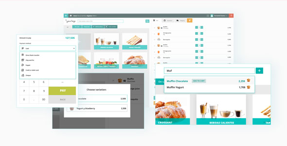 wordpress插件-YITH Point of Sale for WooCommerce (POS) 1.0.14