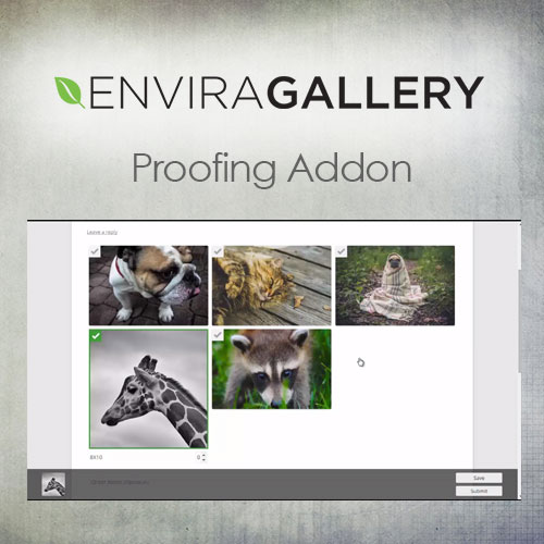 wordpress插件-Envira Gallery – Proofing Addon 2.0.2