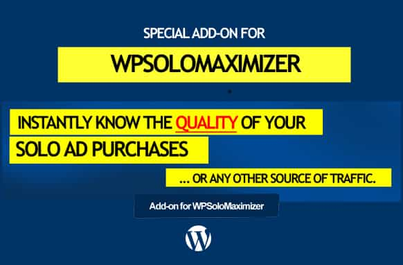 wordpress插件-WP Solo Maximizer