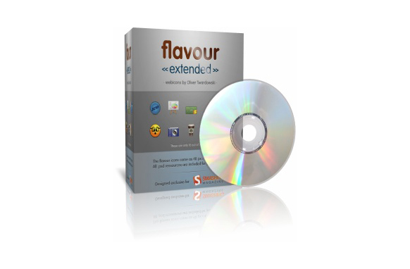Flavour Extended Grahpics Pack